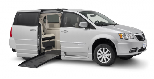 Wheelchair Accessible Vans
