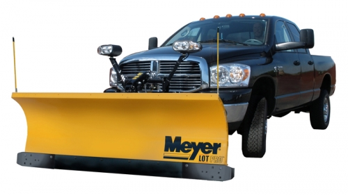 Commercial Snow Plows